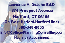 College Planning Consulting